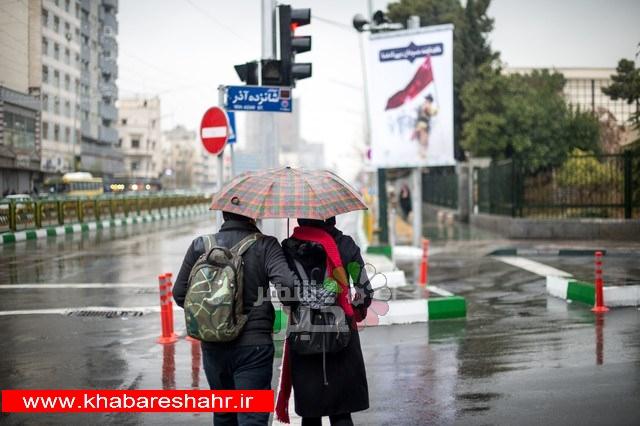تهران زیر صفر میرود