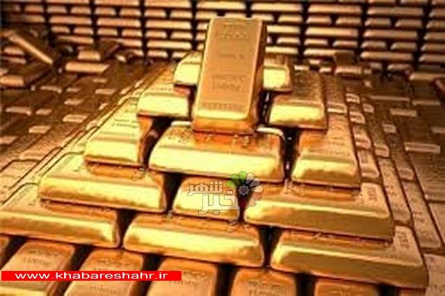 قیمت جهانی طلا امروز ۹۸/۳/۱۵