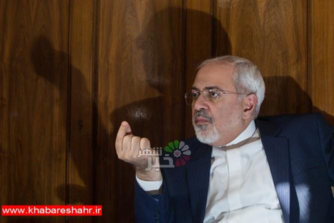 پاسخ ظریف به ادعای همتای آمریکاییاش در مورد نقض قطعنامه ۲۲۳۱ از سوی ایران