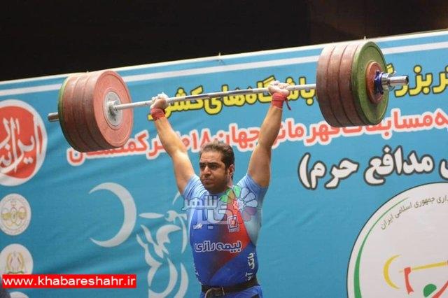 دعوت ۱۳ وزنه بردار به اردوی تیم ملی وزنهبرداری بزرگسالان