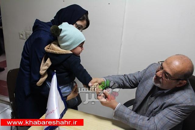 طرح غربالگری و ویزیت رایگان افراد مبتلا به ناهنجاری های مادرزادی در شهرستان شهریار برگزار شد