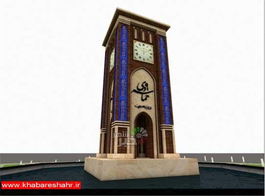 المان میدان 9 دی در سالروز حماسه نهم دی ماه سال جاری افتتاح می شود