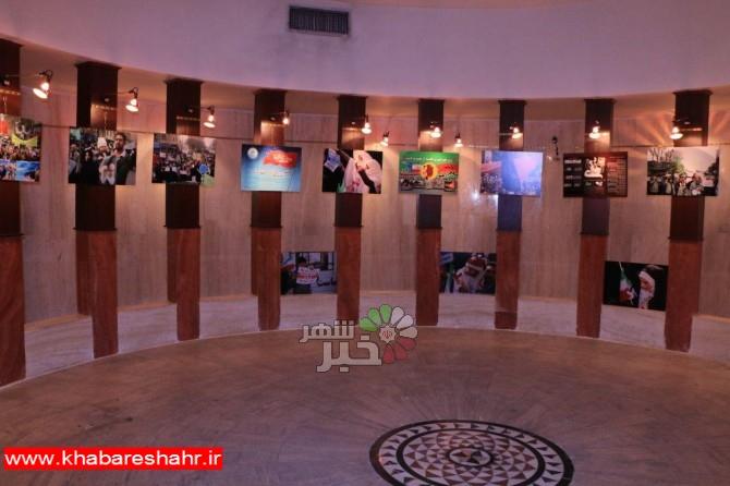 مراسم بزرگداشت نهمین سالگرد حماسه ٩ دی در شهرستان شهریار برگزار شد