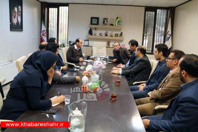 جلسه هم اندیشی، نیازسنجی وآسیب شناسی در شهرداری شهریار برگزار شد