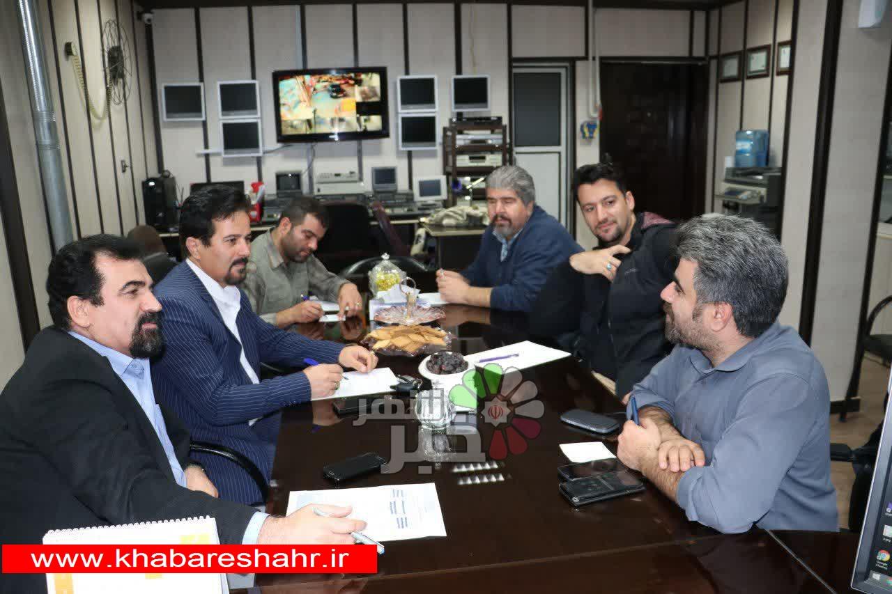 اولین جلسه کارگروه رسانه ای ستاد برگزاری چهلمین سالگرد پیروزی شکوهمند انقلاب اسلامی برگزار شد