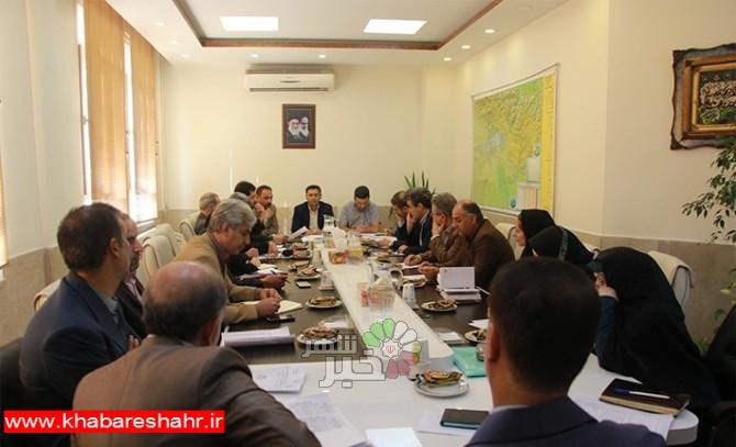 برگزاری چهارمین جلسه کارگروه تخصصی اقتصادی و اشتغال شهرستان شهریار