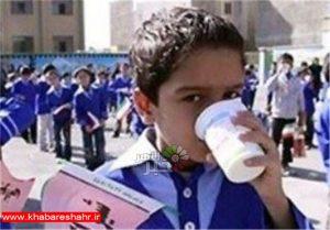 توزیع مجدد شیر رایگان در مدارس ۱۰ استان/ هشدار نسبت به افزایش ترک تحصیل با گرانی دفتر
