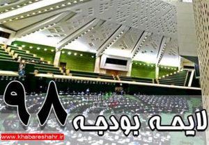 پایان تیر؛ مهلت ارائه لایحه ساختار بودجه از سوی دولت به مجلس