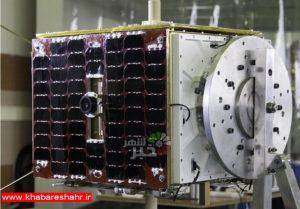 """پایان آزمایشهای نهایی """"ماهواره ناهید ۱"""" + مشخصات و تصاویر"""