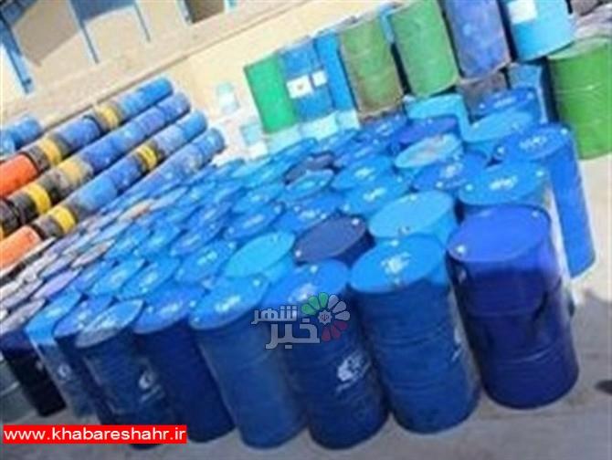 دپو فرآورده های نفتی قاچاق در اسلامشهر لو رفت