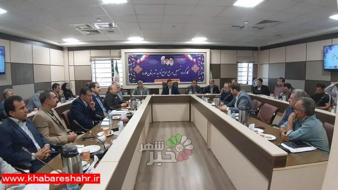 چهارمین جلسه ستاد تسهیل و رفع موانع تولید شهرستان ملارد