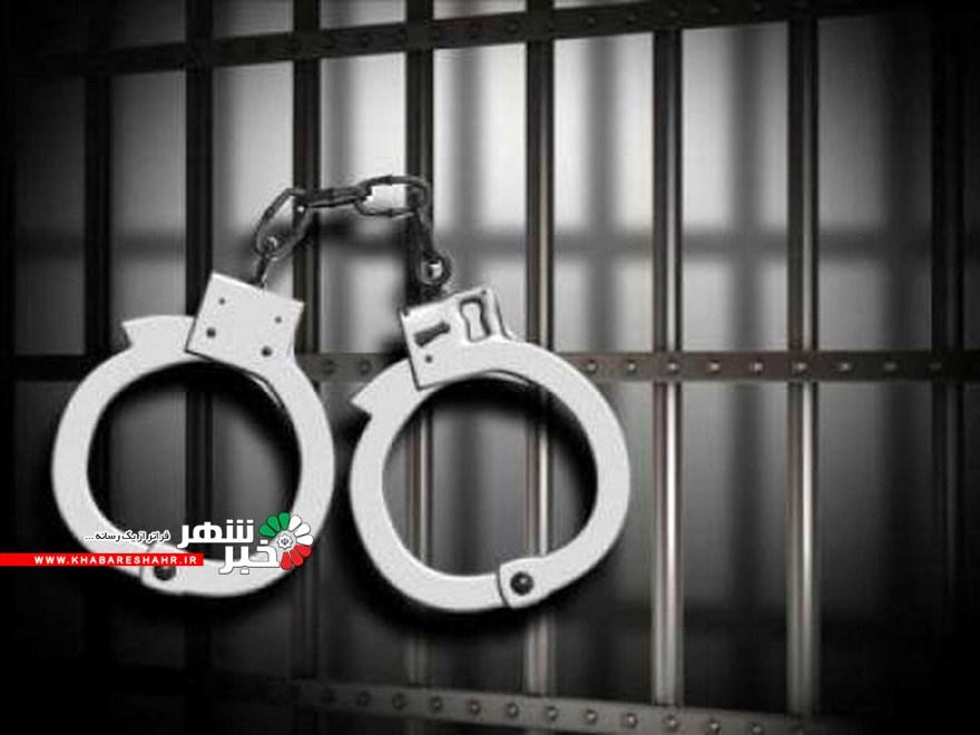 دستگیری ۳ پیمانکار شهرداری صباشهر