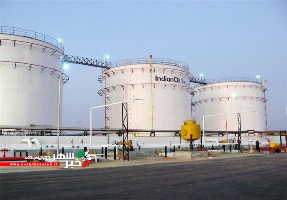 آمریکا برای هند ذخایر استراتژیک نفت میسازد