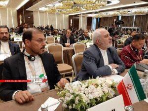 دکتر ظریف: اعتیاد آمریکا به تحریم روابط اقتصادی جهان را تضعیف میکند