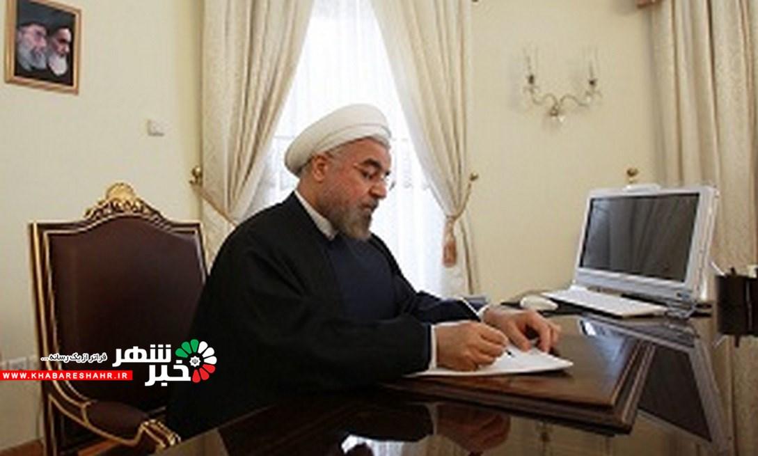 روحانی از «تأمین امنیت کامل» و «میهماننوازی زائرین» از سوی عراق قدردانی کرد