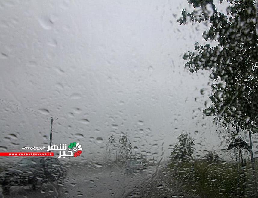 باران ایران را فرا می گیرد