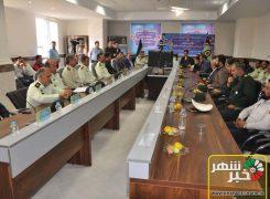 ستادفرماندهی انتظامی شهرستان ملارد وپلیس راه صفادشت افتتاح شد+عکس