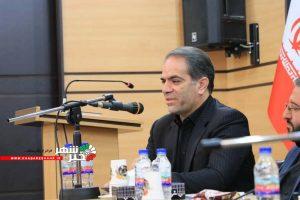 شرح بخشی از برنامه های مدیریت شهری شهرداری اندیشه توسط شهردار کاویانی
