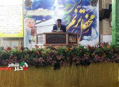 برگذاری مراسم معنوی انس با قرآن در شاهد شهر شهریار+عکس