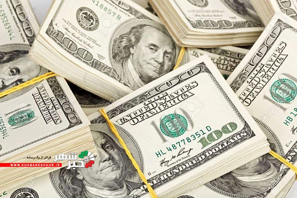 سقوط آزاد دلار/ نرخ دلار صرافی ملی به کانال ۱۹ هزار تومانی بازگشت