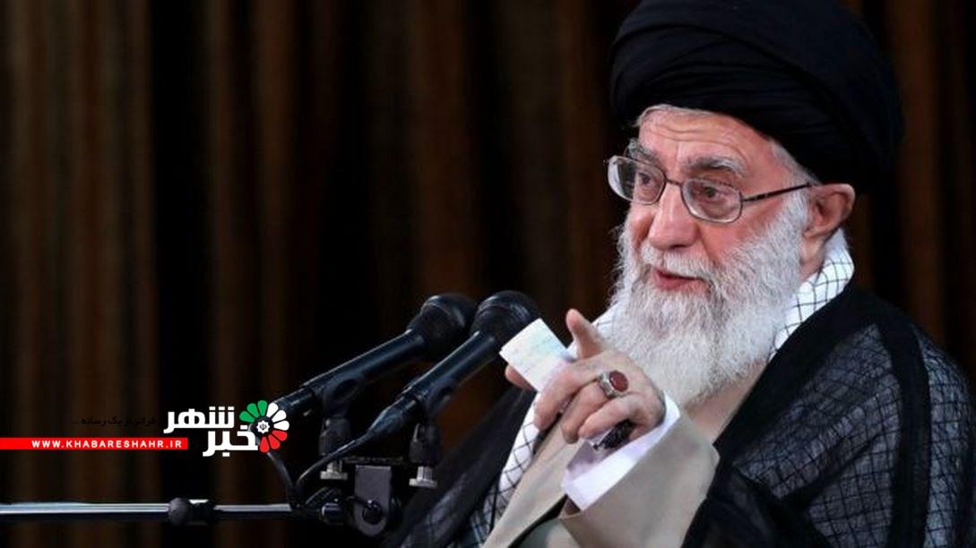 رهبر انقلاب: اگر توان مدیریتی ندارید مسئولیت نپذیرید