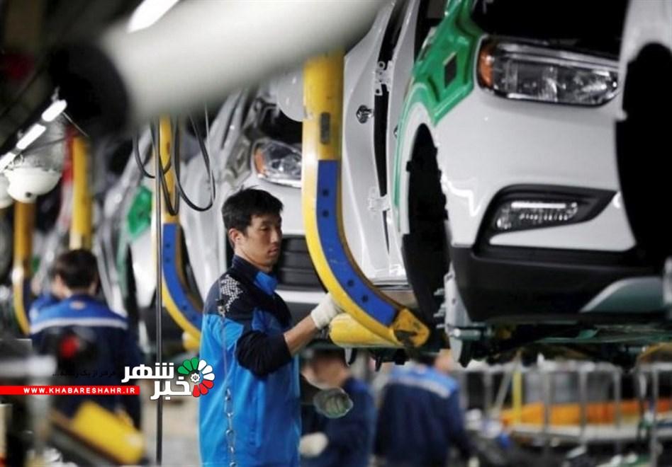 پیش بینی افت ۴ درصدی فروش خودرو در جهان طی امسال