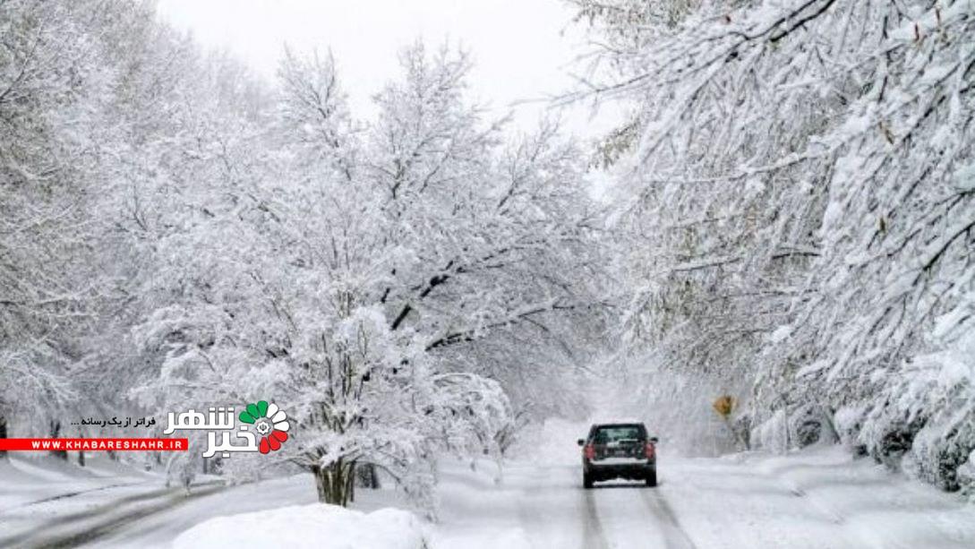 هواشناسی ایران برف و باران ۵ روزه کشور را فرا می گیرد/ ورود ۲ سامانه بارشی طی هفته جاری