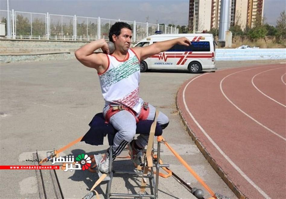 برگزاری دومین مرحله اردوی آمادگی تیم ملی پارا دوومیدانی در کیش