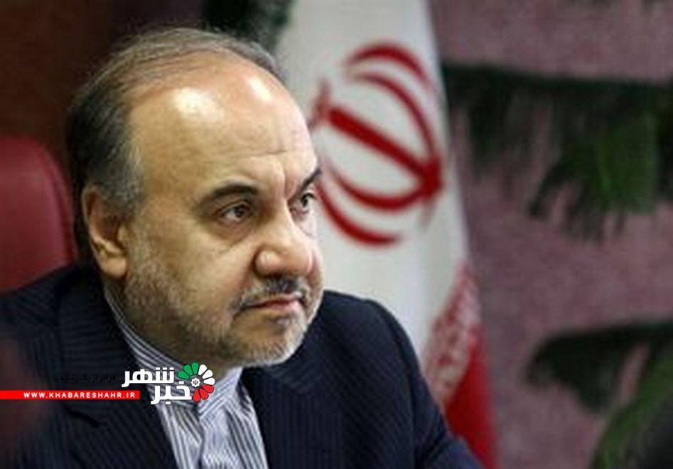 وزیر ورزش درباره لغو میزبانی ایران تذکر گرفت
