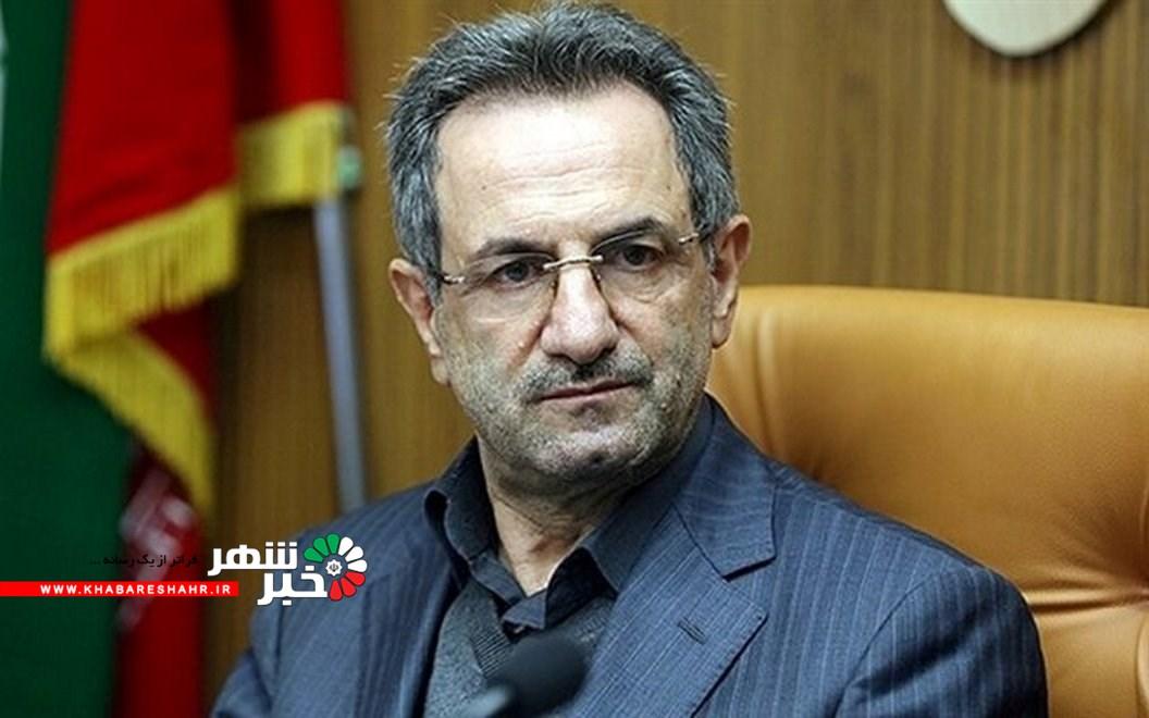 استاندار تهران در پیامی ضمن تبریک و تسلیت سردار سلیمانی تاکید کرد:
