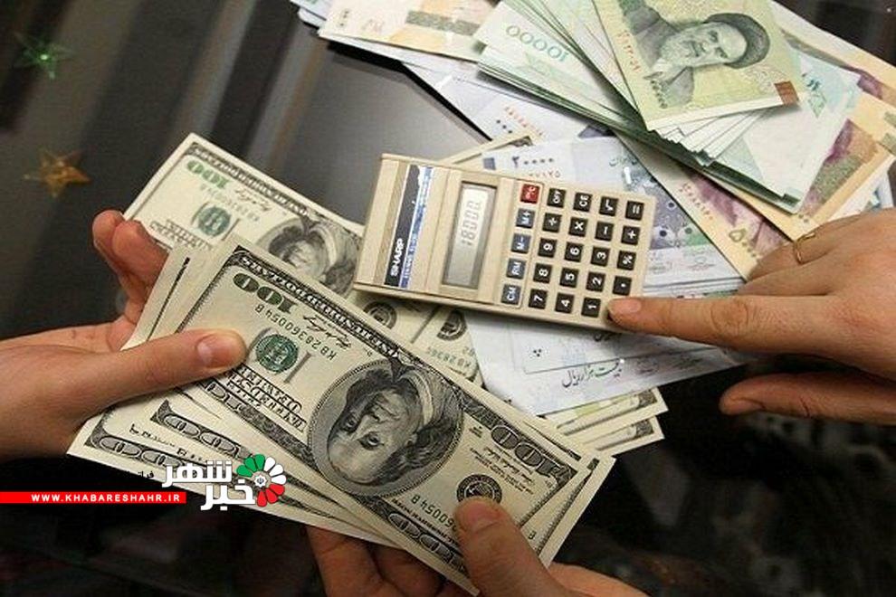 ورود دلار به کانال ۱۲ هزار تومان