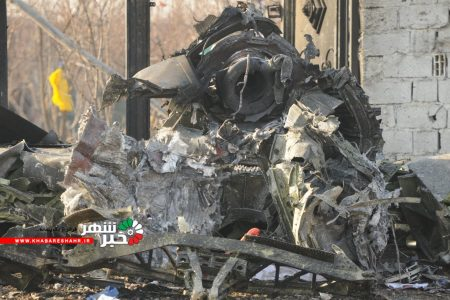 گزارش تصویری از سقوط مرگبار هواپیمای اوکراین – تهران (بامداد امروز 18 دی 1398)