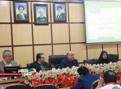 پنجمین جلسه ستاد ساماندهی جوانان شهرستان شهریار برگزار گردید+عکس