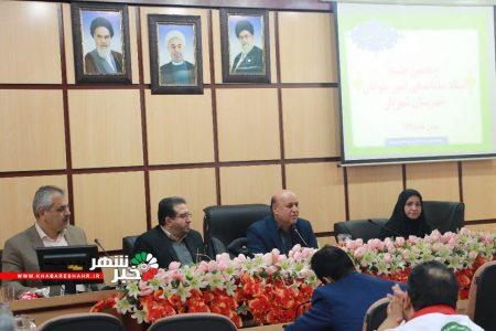 پنجمین جلسه ستاد ساماندهی جوانان شهرستان شهریار برگزار گردید