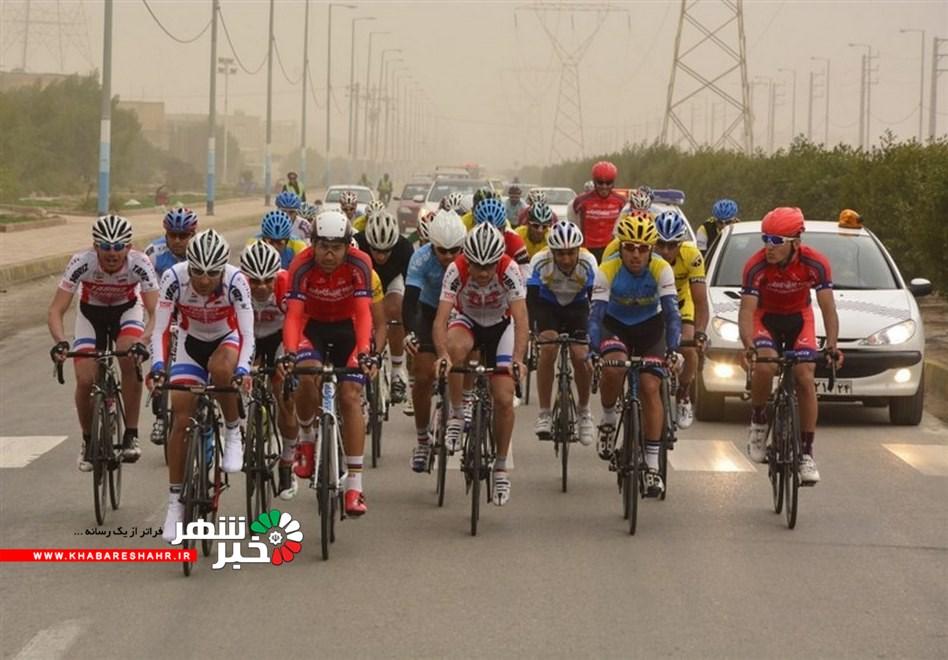 برگزاری اردوی تیم ملی دوچرخهسواری استقامت امید و بزرگسالان