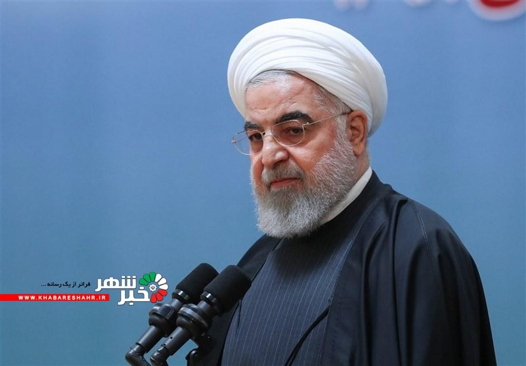 روحانی: دربرابر همه پزشکان و پرستاران تعظیم میکنیم