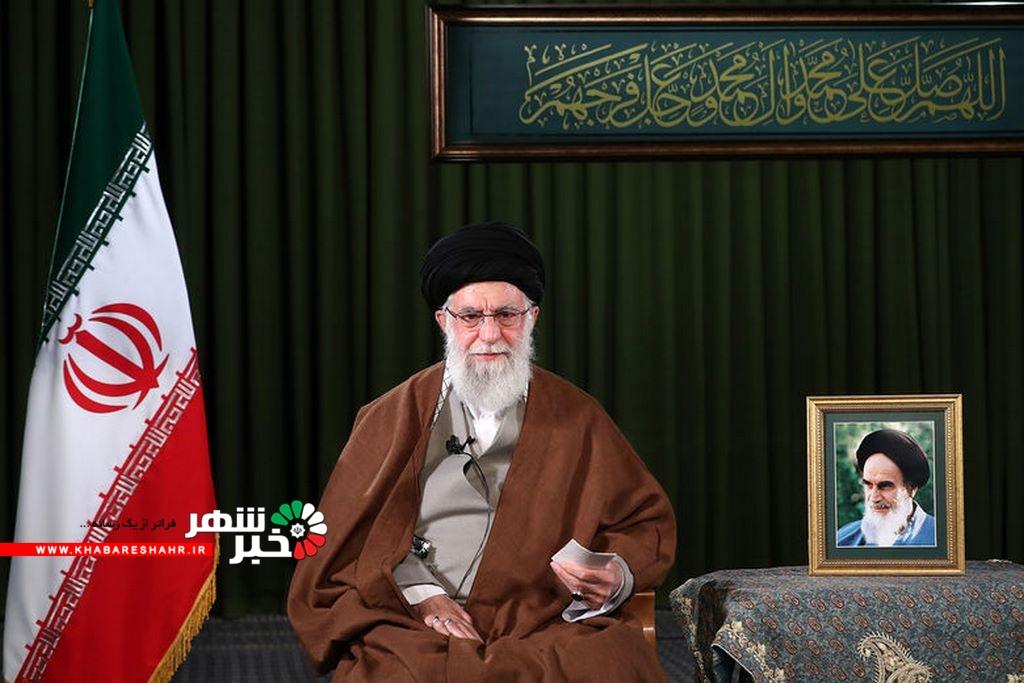 بیانات رهبر انقلاب به مناسبت فرا رسیدن سال نو و عید مبعث آغاز شد