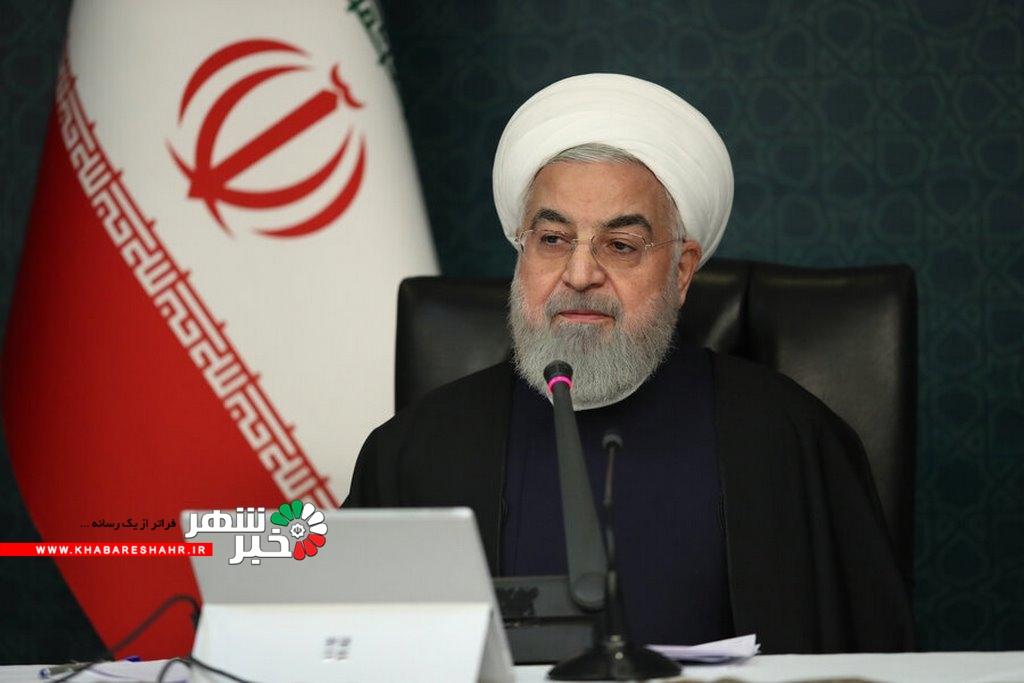 روحانی: مردم از فردا آماده سختگیریهای سخت باشند | طرح «فاصله گذاری اجتماعی» اجرا میشود