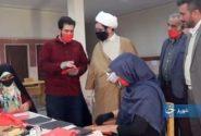 مستند روزی بازی تولید ماسک گروه های جهادی شهر جدید اندیشه