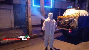 گزارش تصویری از اقدامات انجام شده شهرداری شهریار در مقابله با ویروس کرونا + عکس