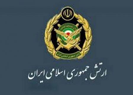 ارتش ایران بیانیه داد: تاپای جان ایستاده ایم