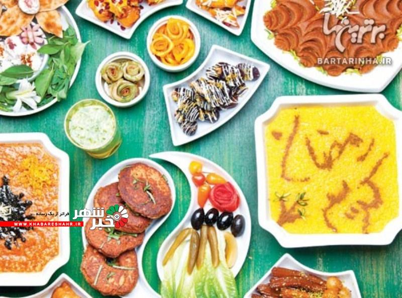 سحری چه بخوریم تا گرسنه نشویم؟