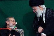 آرزوی سلامتی و بهبودی رهبر انقلاب برای رئیس مجلس