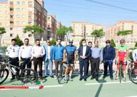 اولین پویش پنج شنبه های با دوچرخه به میزبانی شهر اندیشه