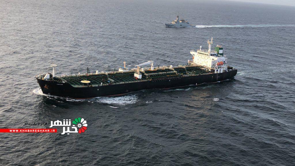 چهارمین نفتکش ایران وارد کارائیب شد