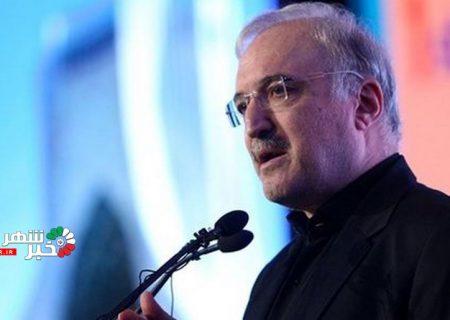 وزیر بهداشت: باز کردن آستانهای مقدس هنوز به صلاح نیست