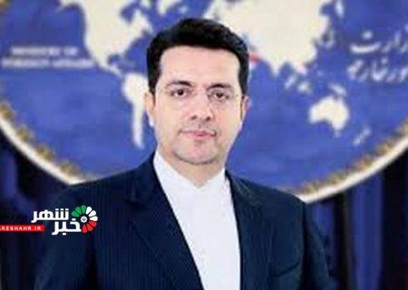 اولین واکنش ایران به تحریم های جدید آمریکا + جزئیات