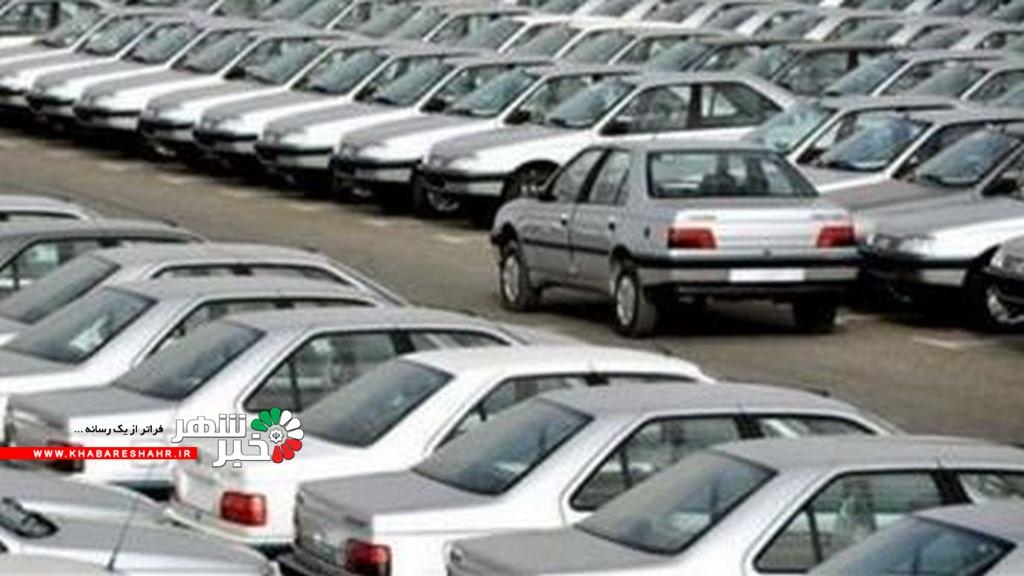 کاهش ۳۵ درصدی قیمت خودرو در بازار آزاد