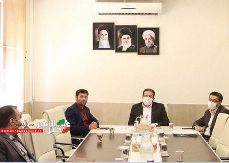 برگزاری دهمین جلسه کارگروه تسهیل و رفع موانع تولید شهرستان شهریار