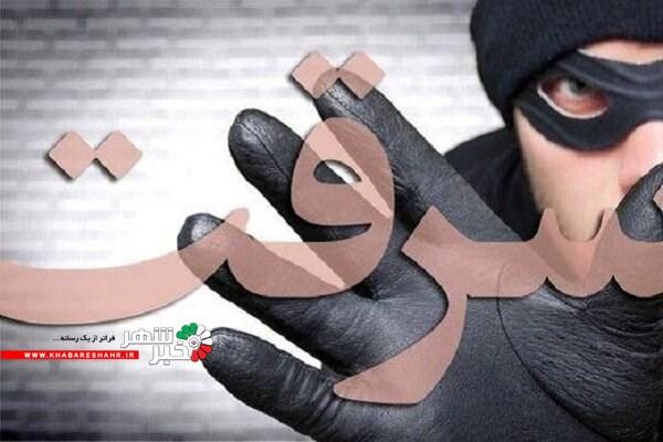 سرقت مسلحانه از یک طلافروشی درملارد